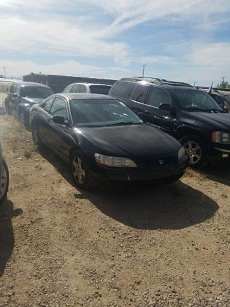 1999 Honda Accord EX V6 2dr Coupe   Vernal UT