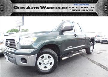 2008 Toyota Tundra for sale in Canton, OH
