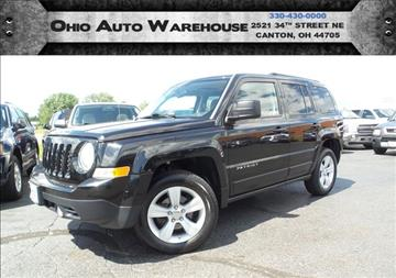2011 Jeep Patriot for sale in Canton, OH