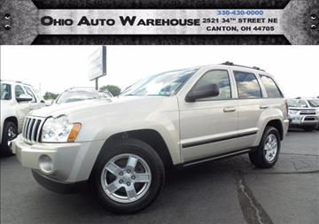 2007 Jeep Grand Cherokee for sale in Canton, OH