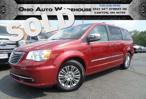 2013 Chrysler Town and Country for sale in Canton, OH