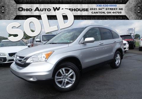 2011 Honda CR-V for sale at Ohio Auto Warehouse in Canton OH