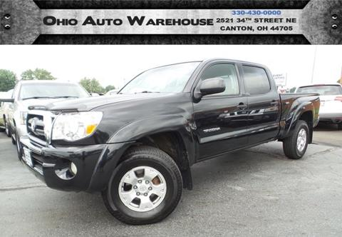 2005 Toyota Tacoma for sale at Ohio Auto Warehouse in Canton OH