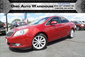 2013 Buick Verano for sale at Ohio Auto Warehouse in Canton OH