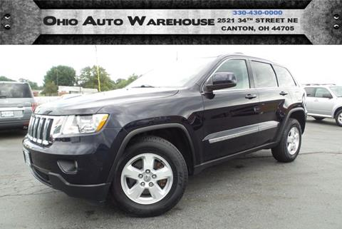 2011 Jeep Grand Cherokee for sale in Canton, OH