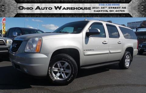 2007 GMC Yukon XL for sale in Canton, OH