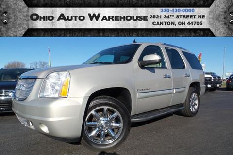 2007 GMC Yukon for sale in Canton, OH