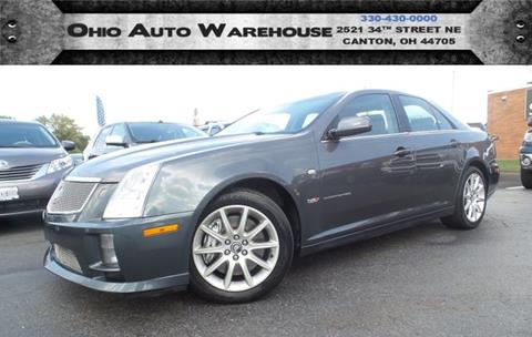2007 Cadillac STS-V for sale in Canton, OH