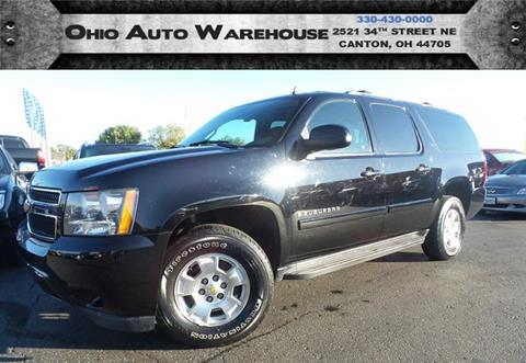 2008 Chevrolet Suburban for sale in Canton, OH