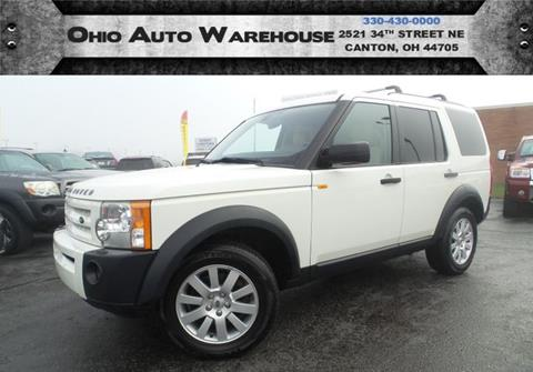 2006 Land Rover LR3 for sale in Canton, OH