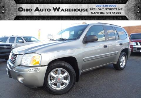 2003 GMC Envoy for sale in Canton, OH