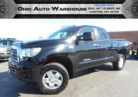 2007 Toyota Tundra for sale in Canton, OH