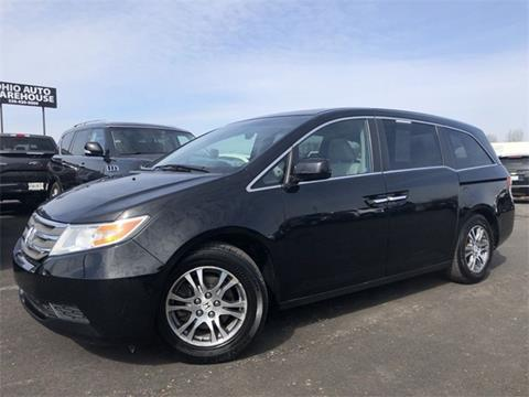 2012 Honda Odyssey for sale in Canton, OH