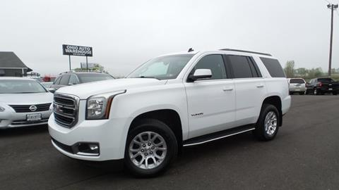 2015 GMC Yukon for sale in Canton, OH