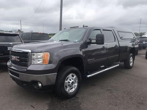 2011 GMC Sierra 2500HD for sale in Canton, OH