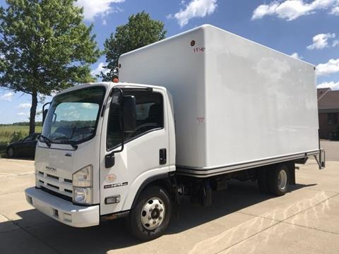 2015 Isuzu NPR HD for sale in Canton, OH