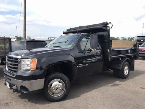 2007 GMC Sierra 3500HD CC for sale in Canton, OH