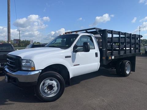 2004 Ford F-450 Super Duty for sale in Canton, OH