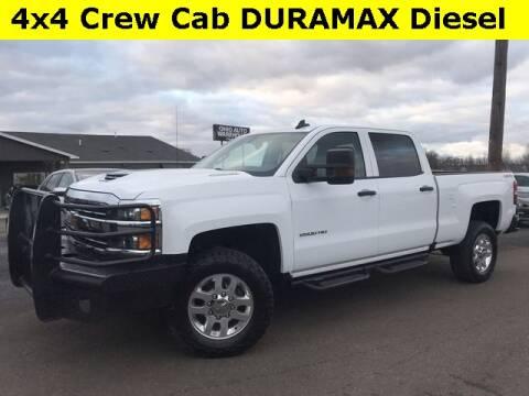 Duramax Diesel For Sale >> 2017 Chevrolet Silverado 2500hd For Sale In Canton Oh