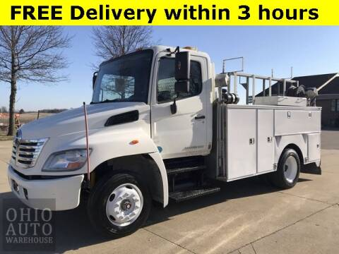 2010 Hino 258 for sale at Ohio Auto Warehouse in Canton OH