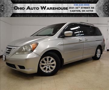 2008 Honda Odyssey for sale in Canton, OH