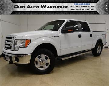 2012 Ford F-150 for sale in Canton, OH