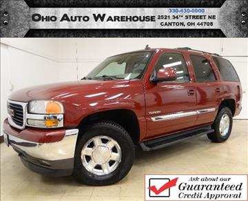 2006 GMC Yukon for sale in Canton, OH