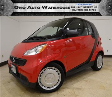 2014 Smart fortwo for sale in Canton, OH