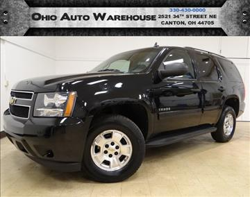 2009 Chevrolet Tahoe for sale in Canton, OH