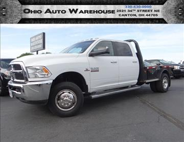2015 RAM Ram Pickup 3500 for sale in Canton, OH