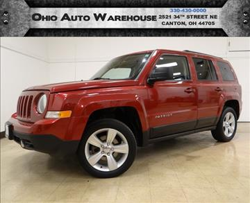 2013 Jeep Patriot for sale in Canton, OH