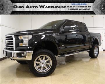 2015 Ford F-150 for sale in Canton, OH
