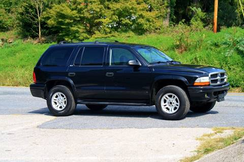 2002 Dodge Durango for sale in Columbia, PA