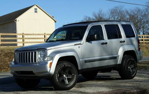 2008 Jeep Liberty for sale in Columbia, PA