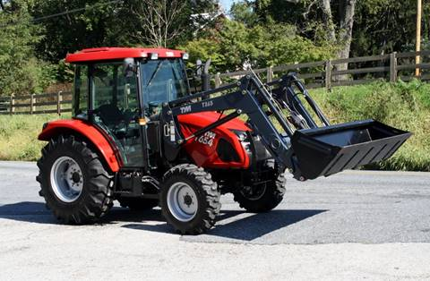 2018 TYM T654PSC for sale in Columbia, PA