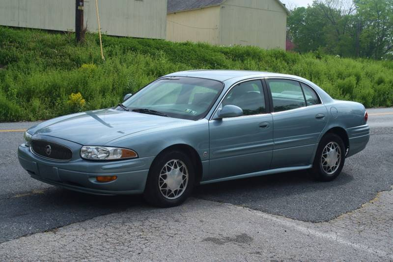 2003 Buick LeSabre Custom 4dr Sedan - Columbia PA