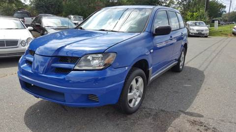 2003 Mitsubishi Outlander for sale in Charlotte, NC