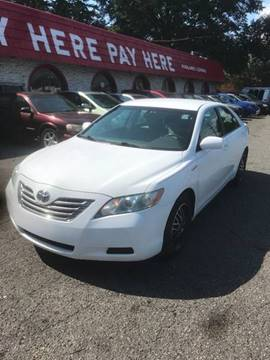 2009 Toyota Camry Hybrid for sale in Charlotte, NC