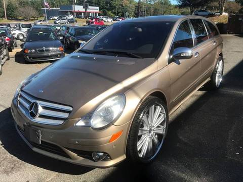 2008 Mercedes-Benz R-Class for sale in Charlotte, NC
