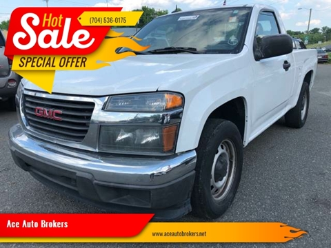2011 GMC Canyon for sale in Charlotte, NC