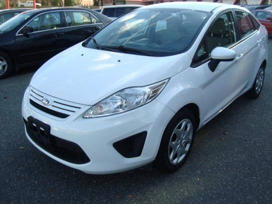 2012 Ford Fiesta for sale at Ace Auto Brokers in Charlotte NC