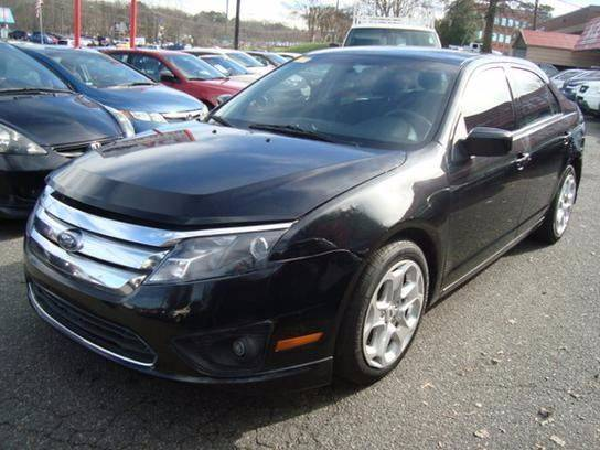 2011 Ford Fusion for sale at Ace Auto Brokers in Charlotte NC