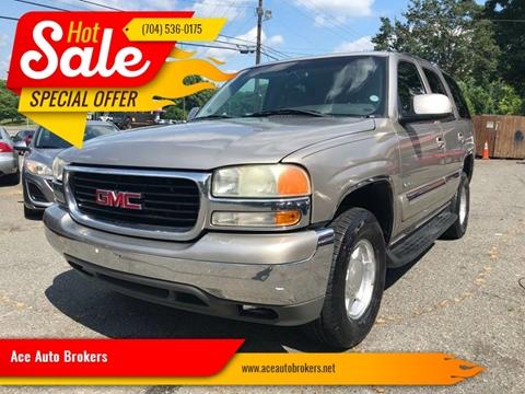 2003 GMC Yukon for sale in Charlotte, NC