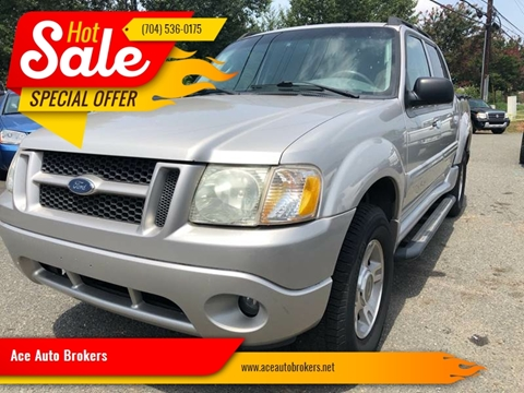 2004 Ford Explorer Sport Trac for sale in Charlotte, NC