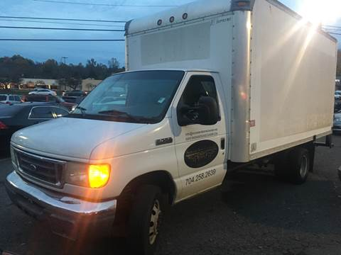 2007 Ford E-450 for sale in Charlotte, NC