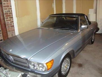 1984 Mercedes-Benz 380-Class for sale in Charlotte, NC
