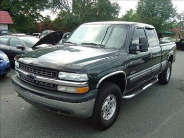 2002 Chevrolet Silverado 1500 for sale in Charlotte, NC