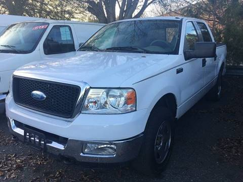 2005 Ford F-150 & Ford Used Cars financing For Sale Charlotte Ace Auto Brokers markmcfarlin.com