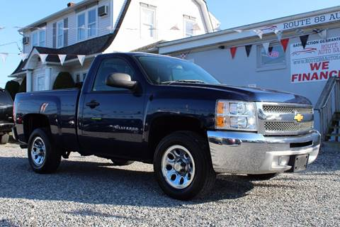 2012 Chevrolet Silverado 1500 for sale in Lakewood, NJ