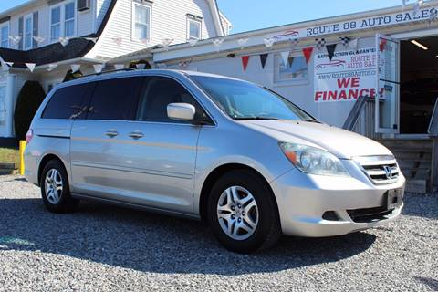 2007 Honda Odyssey for sale in Lakewood, NJ